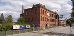 Rote Fabrik - Former silk factory is now a theater/gallery/live music venue