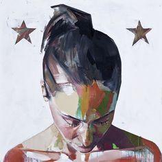 Striking Palette Knife Portraits - My Modern Metropolis