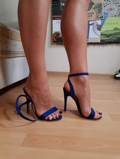 Strappy High Heels, Ankle Strap Heels, Stilettos, Stiletto Heels, Beautiful High Heels, Gorgeous Feet, Sexy Legs And Heels, Hot Heels, Talons Sexy