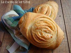 La Cocina de los Elfos: Pan de Hojaldre (Pa Fullat)