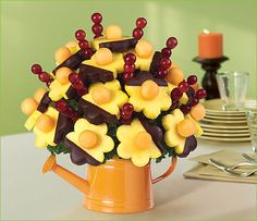 Adorable Edible Arrangement <3