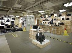 Temporary Louis Vuitton Underground Store | Yatzer