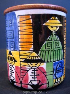 1960s pottery - Google Search