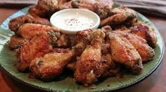 Steakhouse Chain Restaurant Recipes: Bugaboo Creek Steakhouse Garlic Chicken Wings