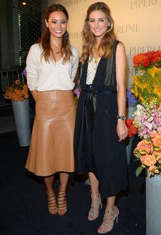 「 ~9/6 #オリビア・パレルモ New York Fashion Week SS2015 」の画像 海外セレブ最新画像・私服ファッション・着用ブランドチェック DailyCelebrityDiary* Ameba (アメーバ)