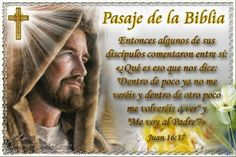 Vidas Santas: Santo Evangelio según san Juan 16:17
