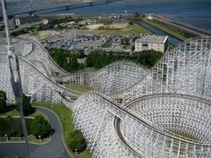 Scariest Roller Coaster In America - Bing Images
