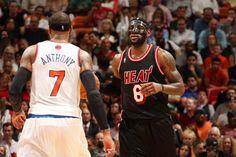 No Masking This: LeBron Is In Rhythm  http://NBA.com's Race to the #KiaNBAMVP: http://on.nba.com/1lpylEY pic.twitter.com/SXWGBGYXls