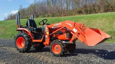 2011 Kubota B2320HSD Crawler Track Loader Construction Machine Farm Equipment..