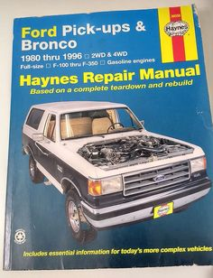 haynes ford ranger px pxii 2011 2018 ford 4wd repair manuals rh pinterest com 1980 Ford Courier 1979 Ford Courier