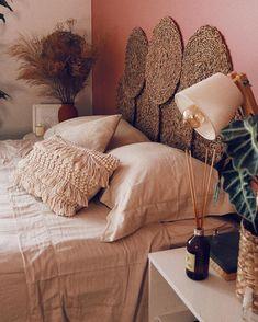 Dream Bedroom, Home Bedroom, Bedroom Decor, Headboard Decor, Cozy Room, Bedroom Styles, Living Room Decor, Diy Home Decor, Interior Design