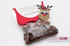 20141223 Stampin Up Rentierkacke Schneemannfürze Weihnachten Goodies