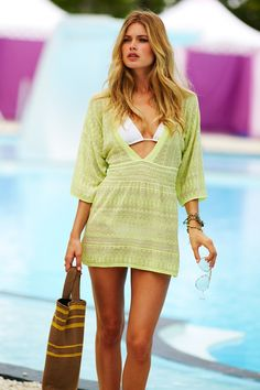 Coverup doesn't mean covered up.  #VSSwim