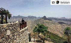 #photography by @ferlolam  Mirador de Unamuno(Gran Canaria) #ig_laspalmas #islas canarias oficial #ig_canaryislands #islascanarias #igerscanarias #7islas_vips #ig_exquisite #espacio_canario #estaes_canarias #canaryzone #canarios5estrellas #collection_canarias #rinconesdecanarias #welcometograncanaria #quesuerteviviraqui #vscocam #gcanaria_vips #dixcover #total_canarias #LobeGranCanaria #ok_canarias #dukefotografiaweekly Canario, Grand Canyon, Nature, Instagram Posts, Travel, Canary Islands, Space, Naturaleza, Viajes