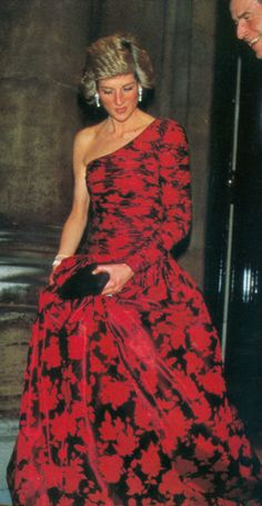 PRINCESS DIANA PARIS