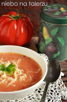 Jak zrobić najlepszą zupę pomidorową Vegan Cake, Vegan Desserts, Ketogenic Recipes, Keto Recipes, Vegan Gains, Keto Results, Best Soup Recipes, Ketogenic Lifestyle, Keto Dinner