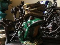 Is this frog really a prince in disguise? Find out by visiting him in person at the Henry Plant Museum or online at www.plantmuseum.com.