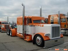 MLM Peterbilt from the 2008 Mid America Truck Show