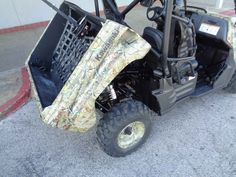 Used 2013 Kawasaki Teryx® 750 FI 4x4 LE Camo ATVs For Sale in Oklahoma. Tough Side X Side Ready For The Hunt Or Trail The Kawasaki Teryx™ 750 FI 4x4 LE delivers impressive performance, comfort and durability; the addition of genuine Realtree® APG™ HD® camouflage on the Camo model's bodywork and wheels makes the Teryx even more appealing. Extra features that are sure to please even seasoned hunters include a deflector windscreen, protective cab roof and retractable cup holders. The rest of…