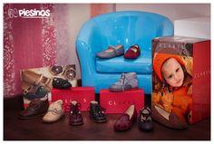 ¡Ya tenemos los modelos de Clarys para este otoño! Calzado de altísima calidad con mucho mucho estilo para que sus pies luzcan preciosos en estos próximos meses. No os los perdáis... http://www.piesinos.es/16_clarys