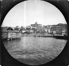 Haliç / Fener - 1891 Fotoğraf : William Sachtleben & Thomas Allen