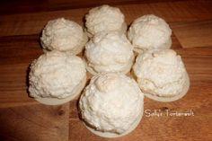 Sallys Blog - Kokosmakronen & Nussmakronen