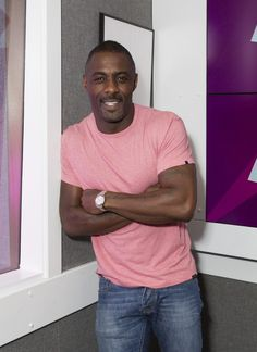 Celebrity & Entertainment | 17 Times Idris Elba Looked Into Your Eyes and Penetrated Your Soul | POPSUGAR Celebrity Photo 7
