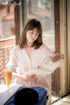 """Goddess like no other"" Song Hye-kyo"