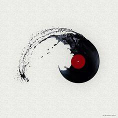 Funk Art Print