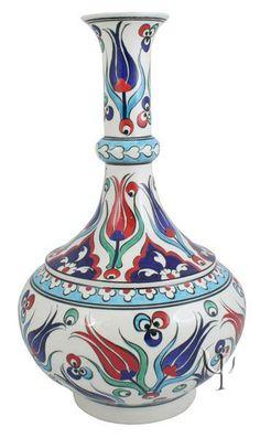 İznik tasarım minyatür vazo