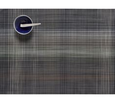 Grey Plaid Placemat / Runner by Chilewich