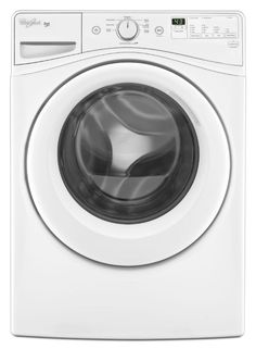WHIRLPOOL Duet 4.8 cu. ft. HE Front Load Washing Machine | Home Depot $1148