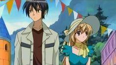 Oogami Souma and Himeko