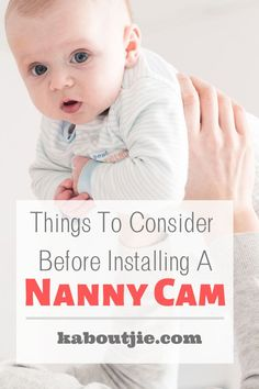 A nanny cam is usually purchased as a way of ensuring the safety of kids. Before you buy and figure out where to hide nanny cam, you ought to consider several things. Read on for more info.  #nannycam #parenting