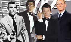 Agente 007, è la serie di film di James Bond, ispirata dai romanzi di Ian Fleming James Bond è stato negli anni interpretati da sei attori: Sean Connery, George Lazenby, Roger Moore, Timothy Dalton, Pierce Brosnan e Daniel Craig. London University, International University, James Bond Movies, Pierce Brosnan, Roger Moore, Sean Connery, Daniel Craig, Britain, Georgia
