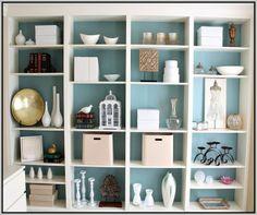 Ikea Hemnes Bookcase Hack