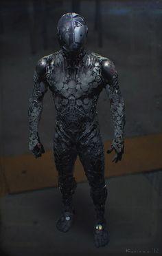 modo replicator suit by Maciej: