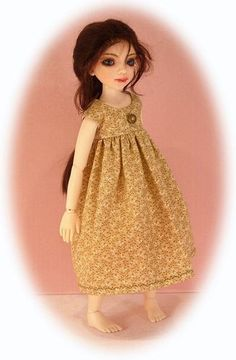 "BJD Clothing Pattern 4 25cm 28cm DollZone Littlefee Creedy 10 5"" 12 75"" Leeke | eBay"