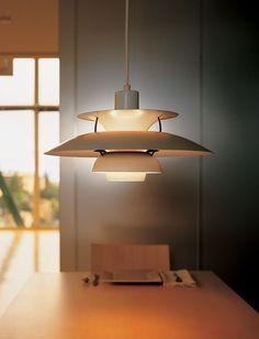 PH5 Pendant Lamp by Poul Henningsen for Louis Poulsen Lighting