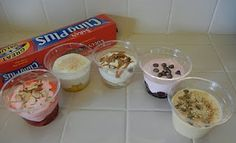 Breakfast parfaits are a quick and simple, high protein post weight loss surgery friendly breakfast.