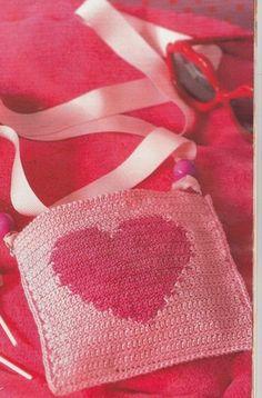 borsetta cuore