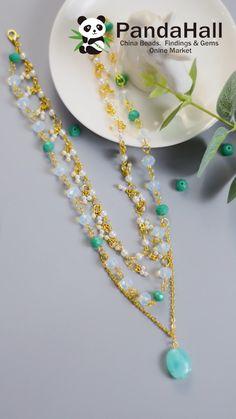 Wire Jewelry, Beaded Jewelry, Beaded Bracelets, Diy Earrings Easy, Resin Bracelet, Diy Schmuck, Boho Diy, Neck Piece, Wire Crafts