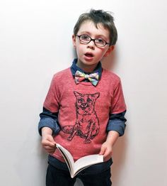 Fantastic Fox T-Shirt - Toddler by KLT Works on Scoutmob Shoppe