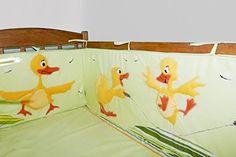 Handmade Nursery Handmade Crib Bumpers Bedsheet Toy Animal Linen Fleece Baby…