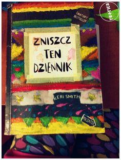 Podesłała Gabrysia Gabi Ziółkowska #zniszcztendziennik #kerismith #wreckthisjournal