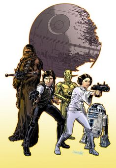 Awesome Star Wars Art
