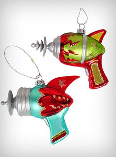 These would look perfect on my crazy Christmas tree!