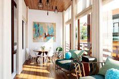 Terrasse de style  par Дизайн Мира
