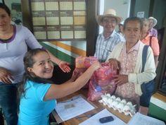 Este lunes 13 de marzo inicia entrega de paquetes nutricionales para el adulto mayor