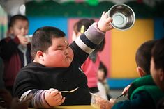 U.N. report finds 41 million kids around the world are overweight or obese—and no one's doing enough to tackle the crisis.